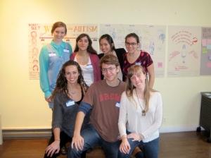 DFA: Autism Core Team